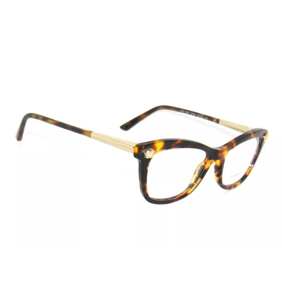 aefcf19cb3 Versace Eyeglasses 3224 Havana Gold Frame. M 5bc9e61aaa877018c390bde5.  Other Accessories ...